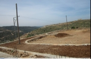 إقامة مشروع حديقة البيارة في حيّ الكبوش.