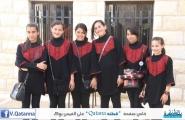 قطنة تحصد المركز الثاني ببطولة فلسطين ...